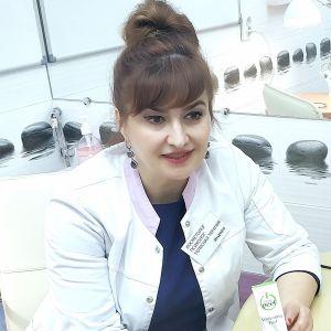 Косметолог-эстетист Индира в салоне красоты Семейный